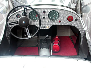 BMW Gerbel Cockpit